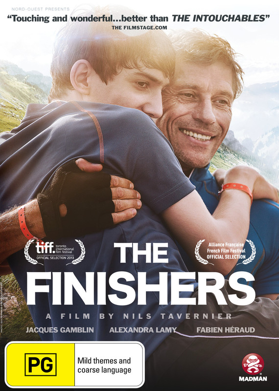 The Finishers on DVD