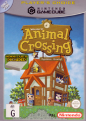 Animal Crossing for GameCube