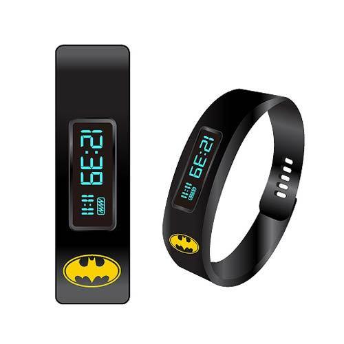 Batman Fitness Tracker LED Watch