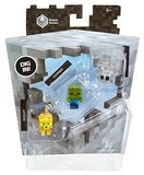 Minecraft Collectible Figures 3 Pack - Silverfish