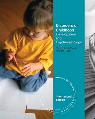 Disorders of Childhood by Michael Troy