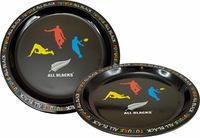 All Blacks - Melamine Plate