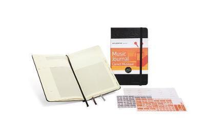 Moleskine Music Journal (Passions)