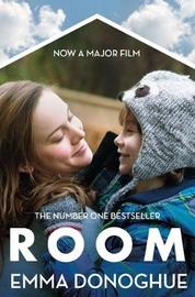 Room: Film tie-in by Emma Donoghue
