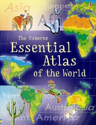 Essential Atlas of the World by Stephanie Turnbull