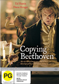 Copying Beethoven on DVD image