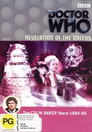 Doctor Who: Revelation of the Daleks on DVD image