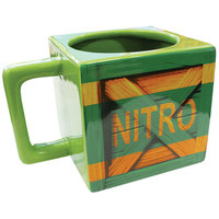 Crash Bandicoot Nitro Crate Mug
