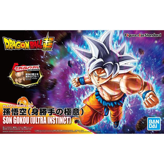 Dragon Ball: Figure-rise: Son Goku (Ultra Instinct) - Model Kit