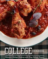 College Cookbook by Booksumo Press