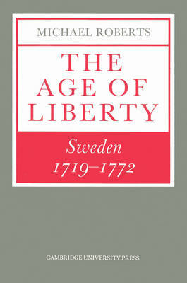 The Age of Liberty by Michael Roberts image