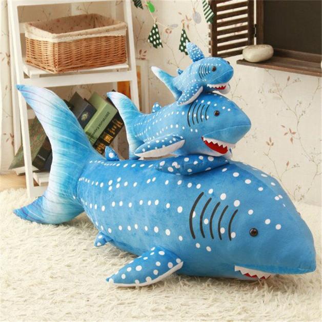 Large Shark Plush (130cm)