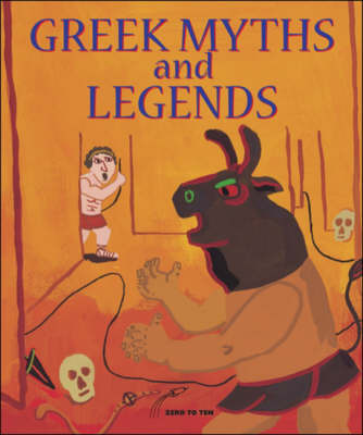 Greek Myths and Legends by Zero to Ten image