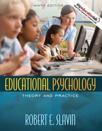 Educational Psychology: Theory and Practice by Robert E Slavin image