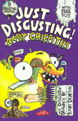 Just Disgusting! by Andy Griffiths image