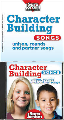 Character Building Songs by Peter LeBuis image