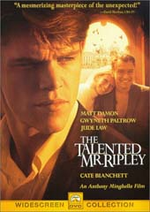 The Talented Mr. Ripley on DVD