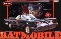 Polar Lights Classic 1966 TV Batmobile 1/25 Snap Model Kit