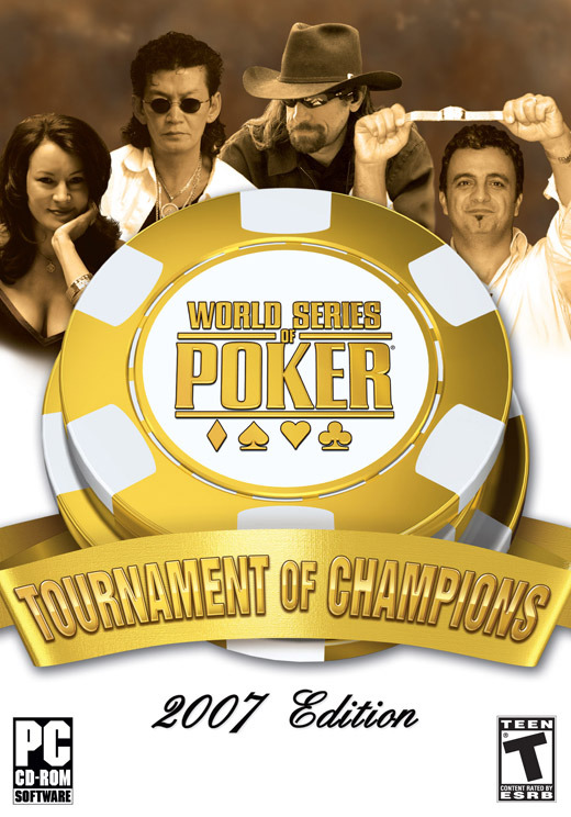 World Series of Poker 2007: Tournament of Champions for PC Games