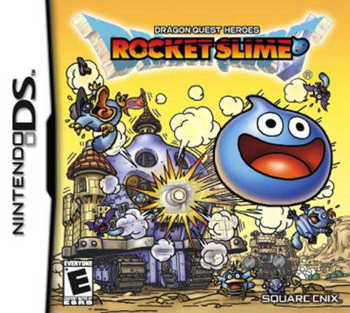 Dragon Quest Heroes: Rocket Slime for Nintendo DS