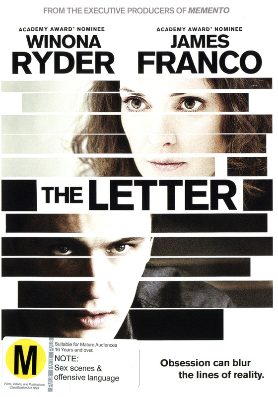 The Letter on DVD