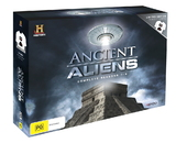 Ancient Aliens - Seasons 1-6 Gift Set DVD