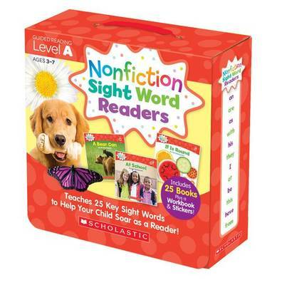 Nonfiction Sight Word Readers Parent Pack Level a by Liza Charlesworth