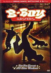 Various: B-boy Masters on DVD