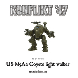 Konflikt 47: Allied Coyote/ Guardian Light Walker