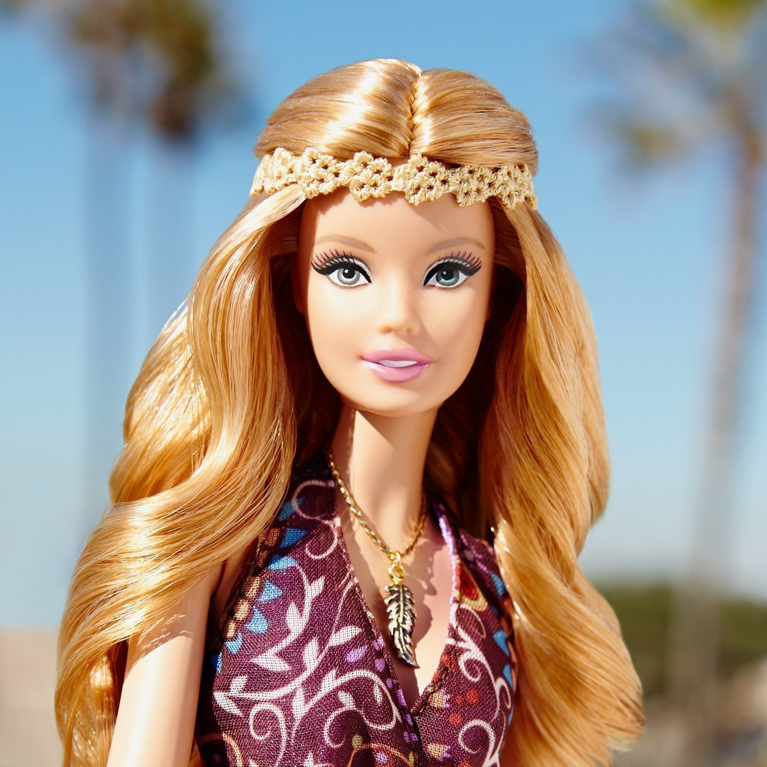 The Barbie Look Music Festival Barbie Doll Toy At