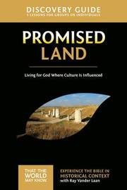 Promised Land Discovery Guide by Ray Vander Laan