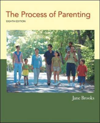 The Process of Parenting by Jane B. Brooks image