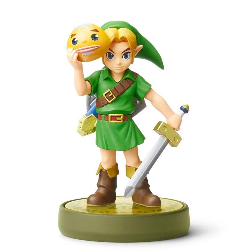 Nintendo Amiibo Majora's Mask - Zelda Collection for  image