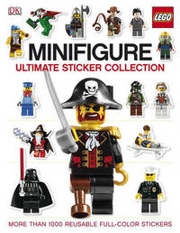 LEGO Minifigure Ultimate Sticker Collection by DK Publishing