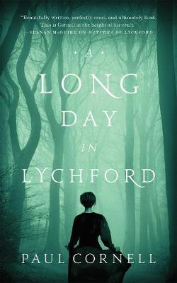 A Long Day in Lychford by Paul Cornell