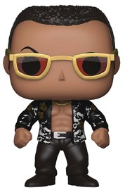 WWE: The Rock (Old School) - Pop! Vinyl Figure (with a chance for a Chase version!)