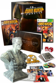Duke Nukem Forever Balls of Steel Edition for X360