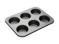 MasterClass: Non-Stick 6 Cup American Muffin Pan