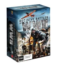 Decisive Battles Of World War II Collector's Edition on DVD