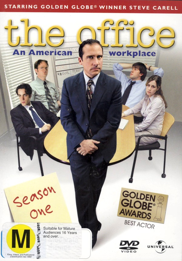 The Office (US) Season 1 on DVD image