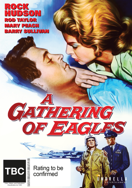 A Gathering of Eagles on DVD