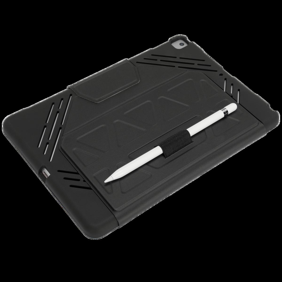 Targus: Pro-Tek case for iPad (7th Gen) 10.2-inch , iPad Air 10.5-inch and iPad Pro 10.5-inch - Black image
