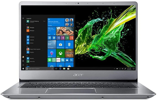 "14"" Acer Swift 3 R7 8GB 512GB Laptop"