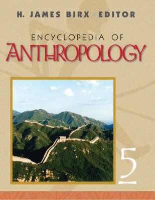 Encyclopedia of Anthropology image