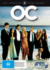 The O.C. - The Complete Third Season (7 Disc Box Set) on DVD