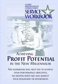 Service Management Workbook by Robert P Currie
