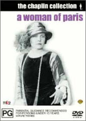 Charlie Chaplin - Women of Paris on DVD