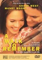 A Walk To Remember on DVD