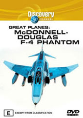 Great Planes: F-4 Phantom on DVD