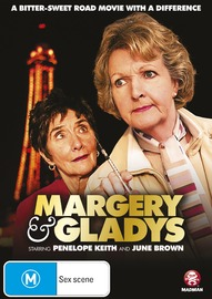 Margery and Gladys on DVD
